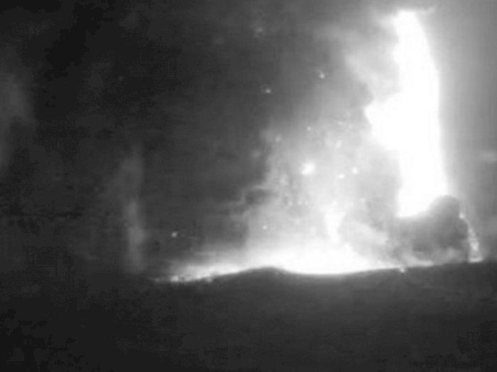 Sempat Heboh Suara Dentuman yang Diduga dari Anak Krakatau, Ternyata Ini Sumber Suaranya