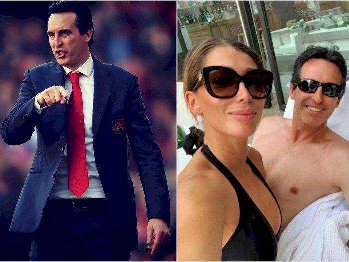 Mantan Kekasih Emery: Dia Menyalahkanku Usai Dipecat Arsenal