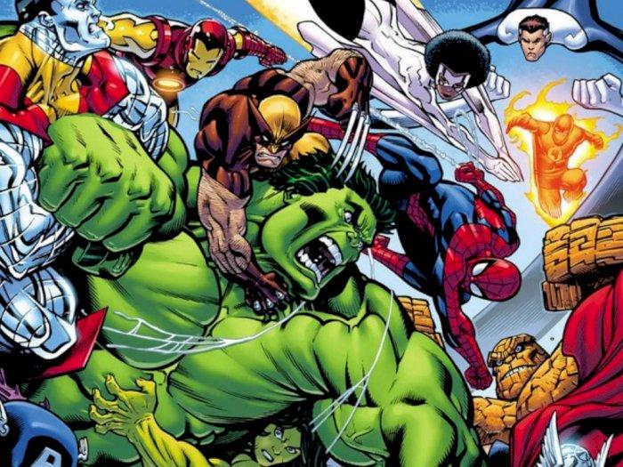 Akibat Covid-19, Marvel Tunda Penerbitan Komik-komiknya Hingga Juli
