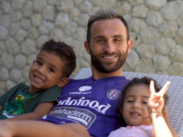 Cerita Spasojevic: Bermimpi ke Real Madrid Hingga Gabung Bali United