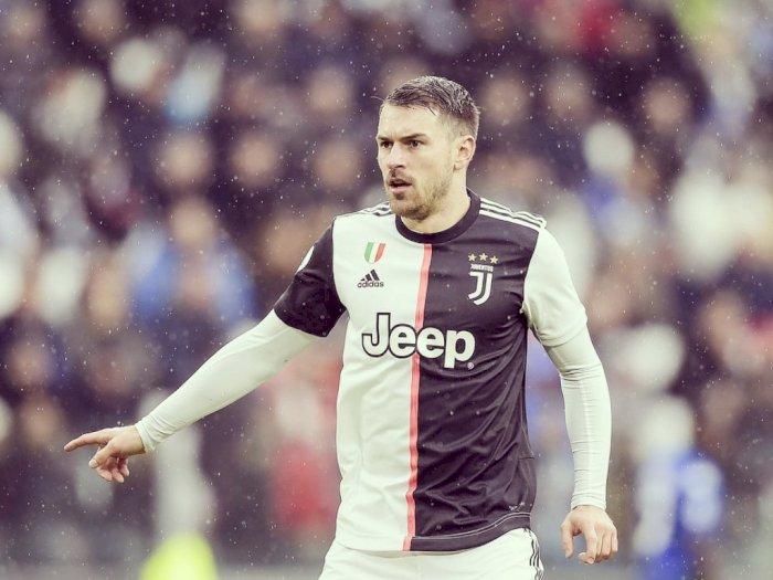 Ramsey: Gabung ke Juventus Supaya Bisa Angkat Trofi