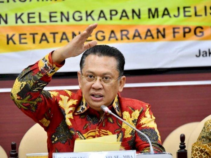 Saat Hadapi KKB Musuh yang Nyata, Polri dan TNI Bertikai Timbulkan Korban Disesalkan MPR