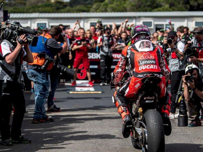 Punya Lima Kandidat Pembalap, Tim Ducati : Kami Tidak Khawatir akan Line-up MotoGP 2021