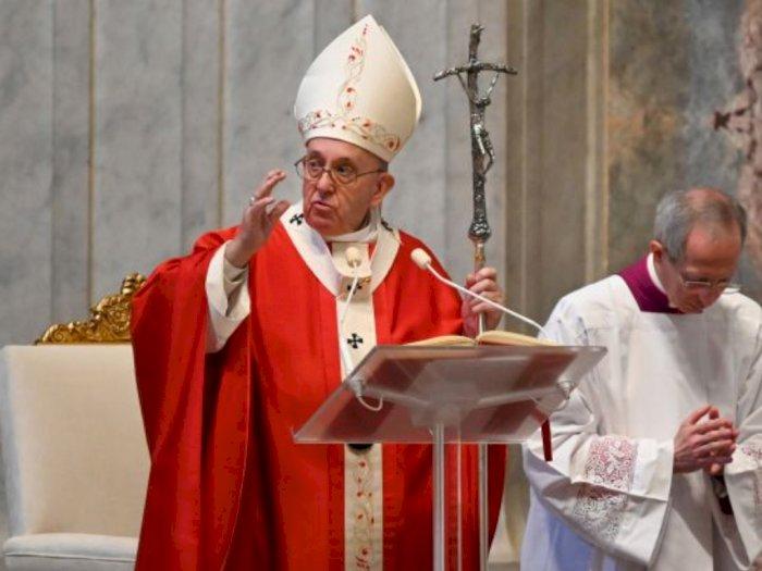 Pesan Paus Fransiskus di Hari Paskah, Umat Harus Mulai Peduli