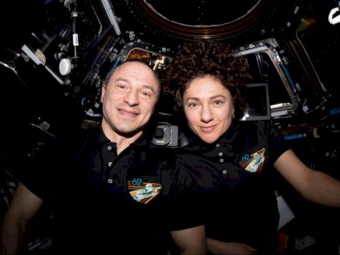 Pulang ke Bumi Saat Pandemi Corona, Sepasang Astronot AS Khawatir