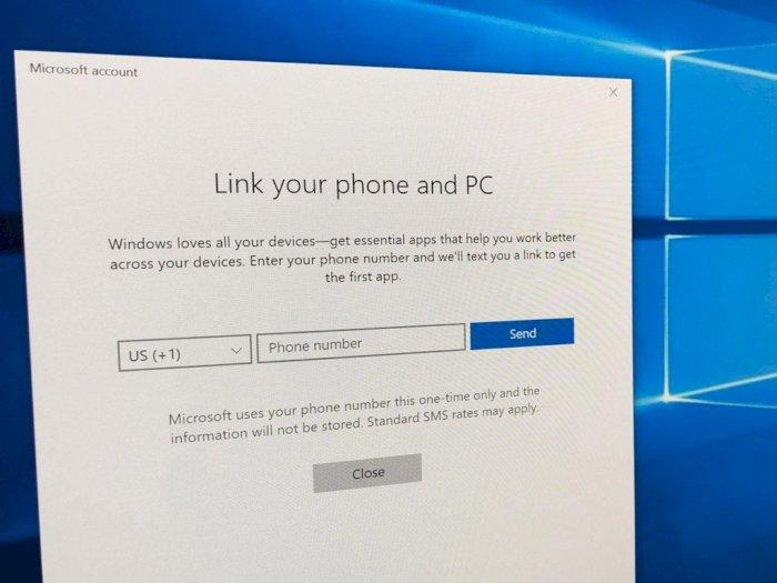 Dengan Your Phone, Kamu Bisa Transfer File dari PC ke Smartphone Lebih Cepat!