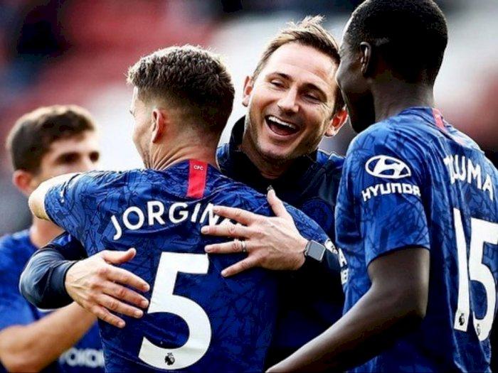 Lampard: Aku Percaya dengan Pemain Muda Chelsea