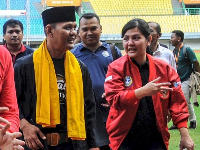 Exco PSSI Bantah Kabar Wasekjen Gantikan Ratu Tisha