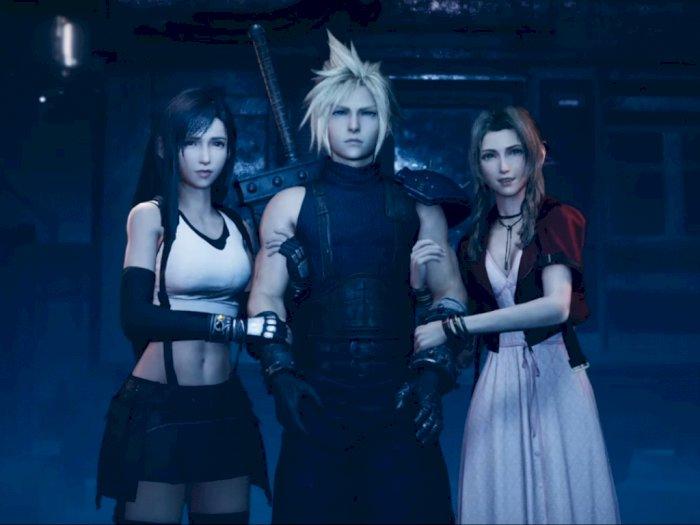 Gara-gara Bug, Sony Tawarkan Refund untuk Final Fantasy VII Remake