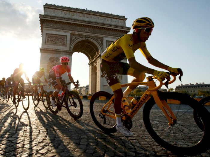 Tour de France Ditunda, Kemungkinan Dihelat Agustus