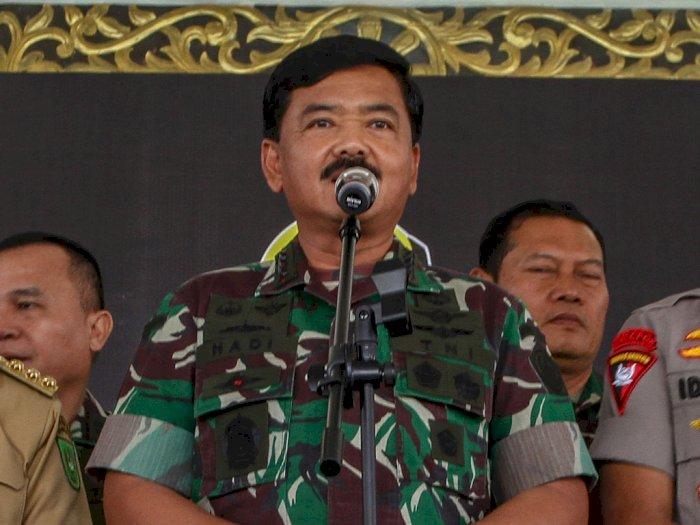 TNI Akan Koordinasi dengan Tentara Malaysia untuk Kirim Sembako ke TKI Ilegal
