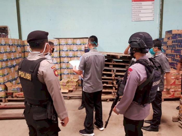 Jelang Ramadan, Polda Banten Gelar Operasi Pekat Kalimaya