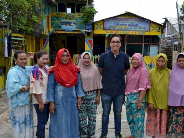 Pelaku UMKM di Medan Lakoni Bisnis Online di Tengah Pandemi Corona