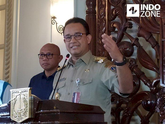 Anies Surati Luhut Minta KRL untuk Berhenti Operasi Selama PSBB