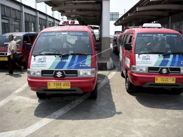Sopir Angkutan Umum Ingin Dapat Bantuan Rp600 Ribu, Begini Caranya