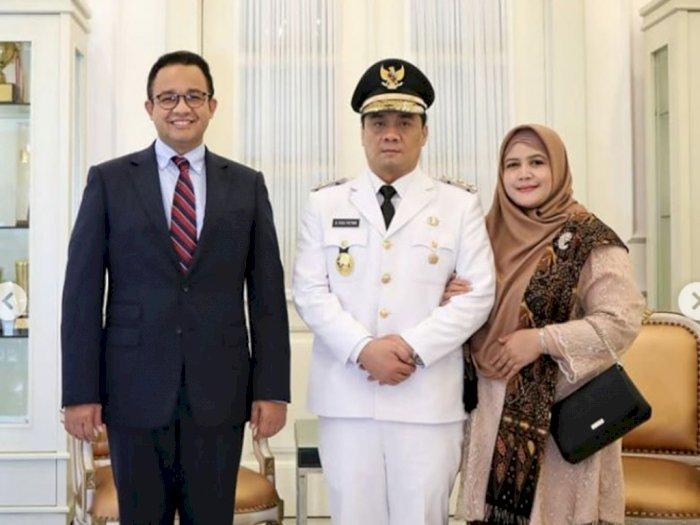 Jadi Wagub DKI Jakarta, Riza Patria Mulai Bekerja Hari Ini
