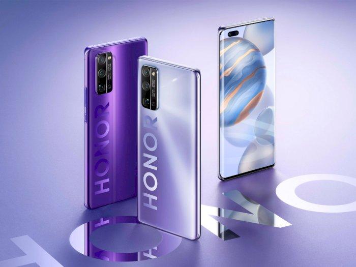 Honor 30 Pro+ Resmi Diluncurkan, Hadirkan Kamera Utama Sebesar 50MP