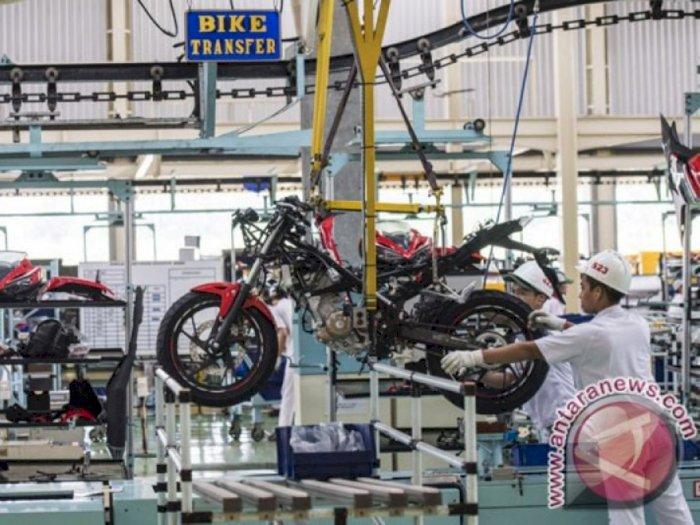 Pasar motor India dan Italia Anjlok akibat Corona