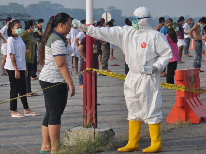 Indonesia Catat Kasus Virus Corona tertinggi di Asia Tenggara