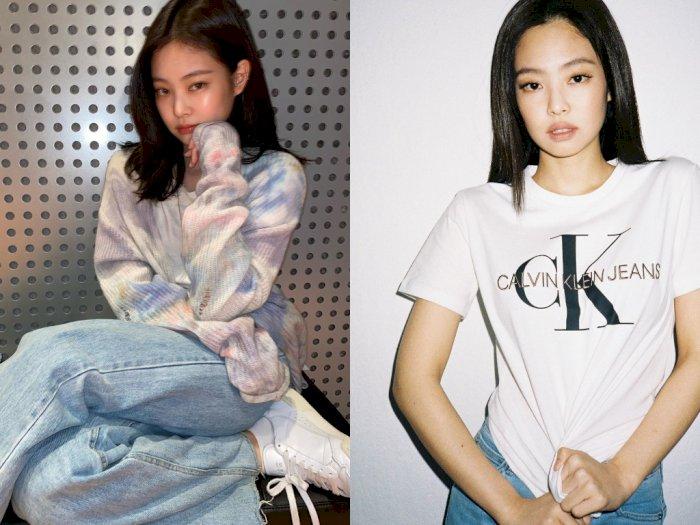 Personel Blackpink, Jennie Kim Rilis Lini Kacamata  Fashion
