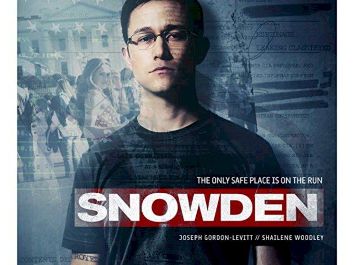 """Sinopsis dan Trailer FIlm """"Snowden - 2016"""", Pembocoran Rahasia Program NSA"""