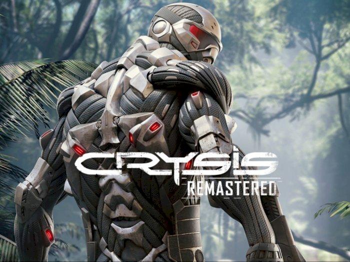 Crytek Konfirmasi Kehadiran Crysis Remastered, Rilis di Banyak Platform