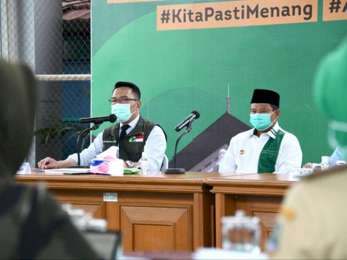 Psbb Bandung Raya Berlaku 22 April Hingga 6 Mei 2020 Indozone Id