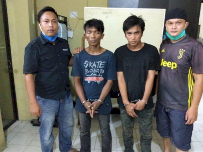 Pandemi Corona, 2 Warga Tanjung Balai Tertangkap Transaksi Narkoba