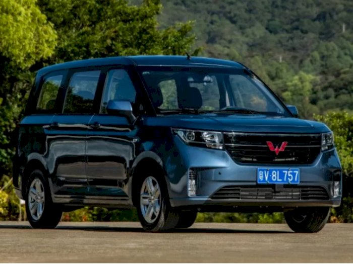 Wuling Tambahkan Line-up Premium untuk Segmen MPV dengan Wuling Hong Guang