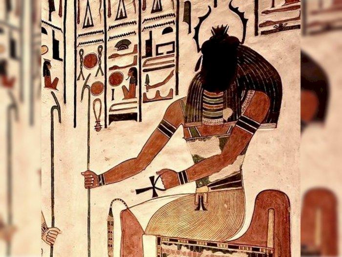 Dewa Khepri, Dewa Berkepala Kumbang dalam Mitologi Mesir Kuno