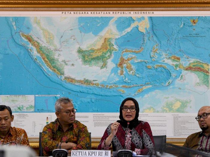 Akibat Corona, KPU Berhentikan Sementara Penyelenggara Pilkada Serentak 2020