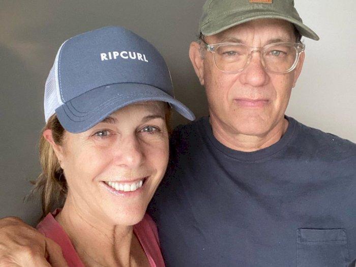Tom Hanks Ungkap Rasa Sakit yang Dia Alami Akibat Virus Corona