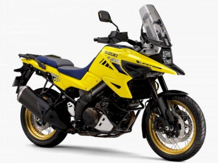 Suzuki Siapkan Motor Baru untuk Touring