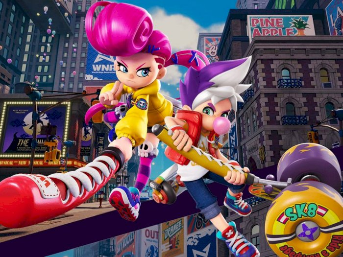 Game Battle Royale Ninjala Segera Masuk Tahap Open Beta di Switch!