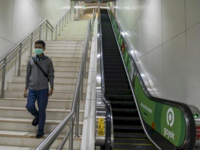 Mulai Hari Ini, 3 Stasiun MRT Jakarta Ditutup