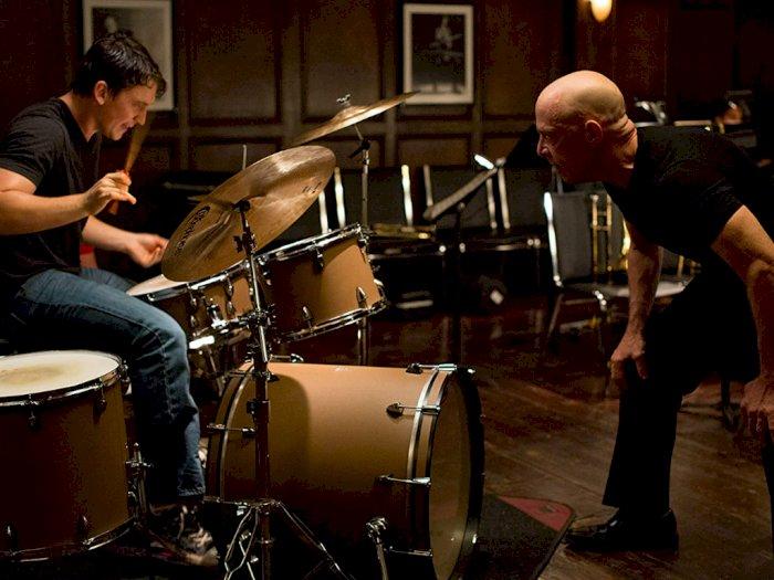 """Sinopsis dan Trailer Film  Whiplash (2014)"""" - Perjuangan Demi Mimpi Jadi Drummer Terbaik"""