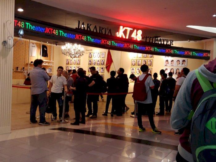 Terimbas Virus Corona, JKT48 Theater Diragukan Bisa Beroperasi Kembali