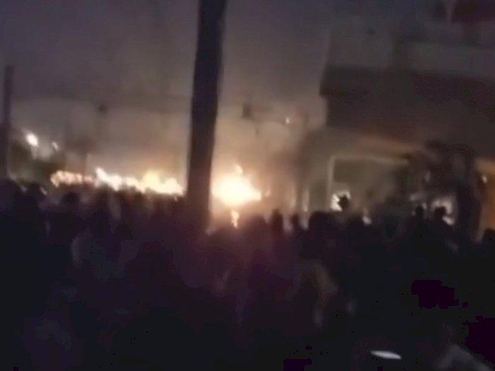 Viral Video Tawuran di Manggarai, Netizen: Ah, Sudah Biasa