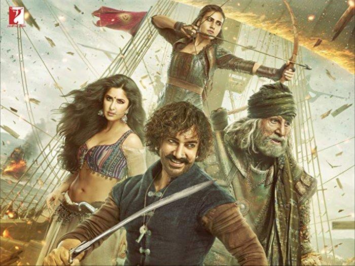 Sinopsis Thugs Of Hindostan 2018 Kisah Pengkhianatan Aamir Khan Indozone Id