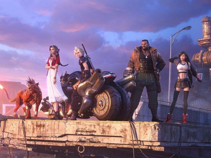 Dalam Waktu 3 Hari, Final Fantasy VII Remake Sudah Hasilkan Rp2,5 Triliun!