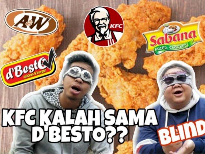 Viral Fried Chicken Jalur Indie yang Lebih Disukai Netizen, Favoritmu Termasuk?