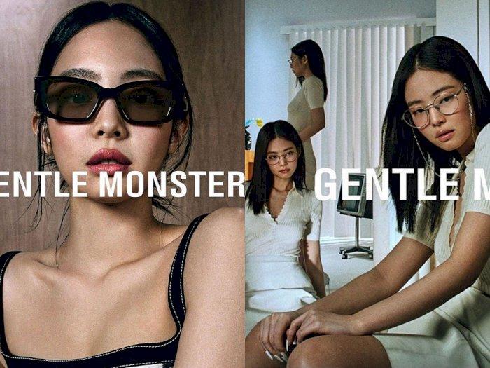 Belum Lama Rilis, Kacamata Gentle Monster x Jennie Kim Laris Manis