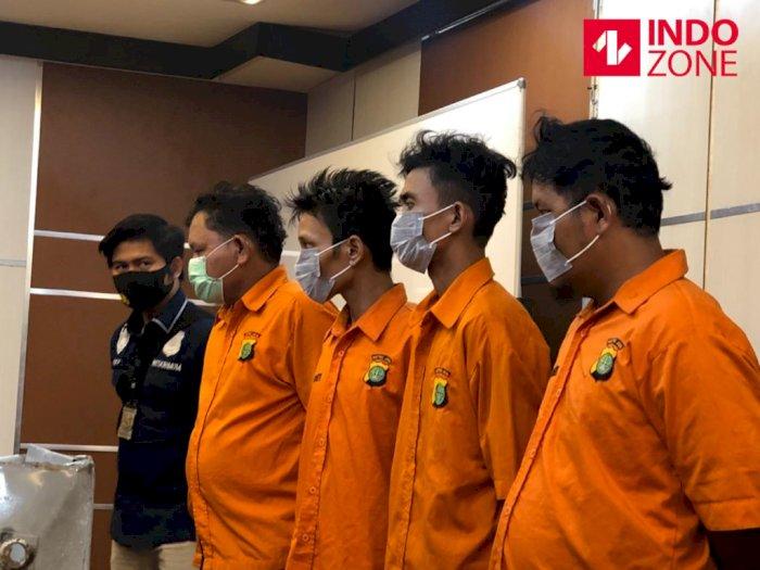 Polisi Tangkap Spesialis Pembobol Minimarket di Jakarta, 1 Tewas