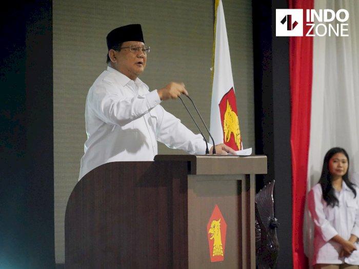 Lama Tak Muncul, Prabowo Subianto Bahas Corona di Facebook