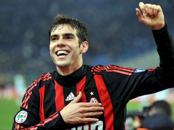 Kaka Sebenarnya Tak Berniat Keluar dari AC Milan, Tapi Kenapa Pilih Real Madrid?