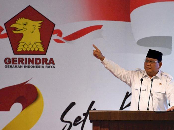 Prabowo Ingatkan Kader Gerindra Patuhi Aturan Pemerintah di Masa Pandemi Corona