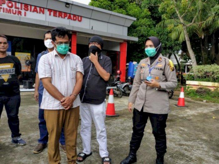 Tak Terima Istrinya Digoda, Pria di Sumsel Bunuh Teman Sekantor