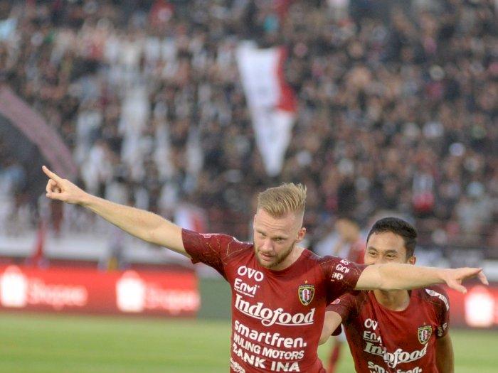 Bali United Siapkan Menu Latihan Saat Ramadhan