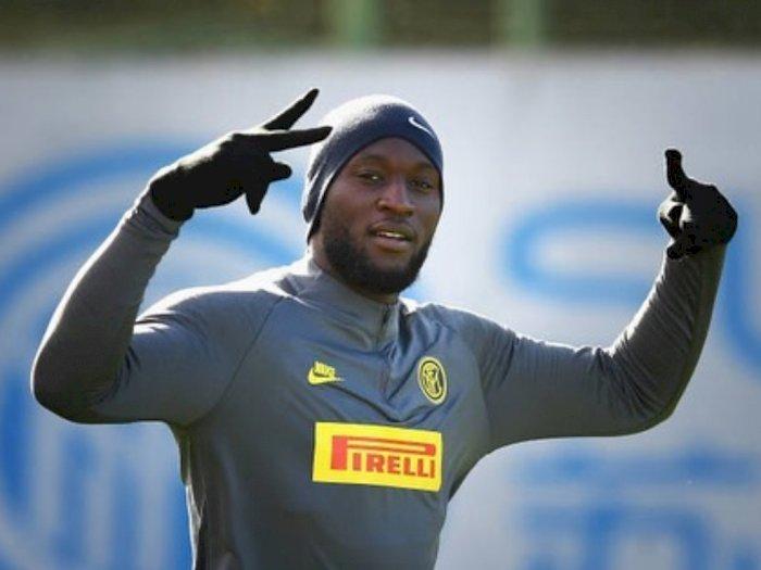 Lukaku Minta Maaf atas Pernyataannya Soal Pemain Inter Milan