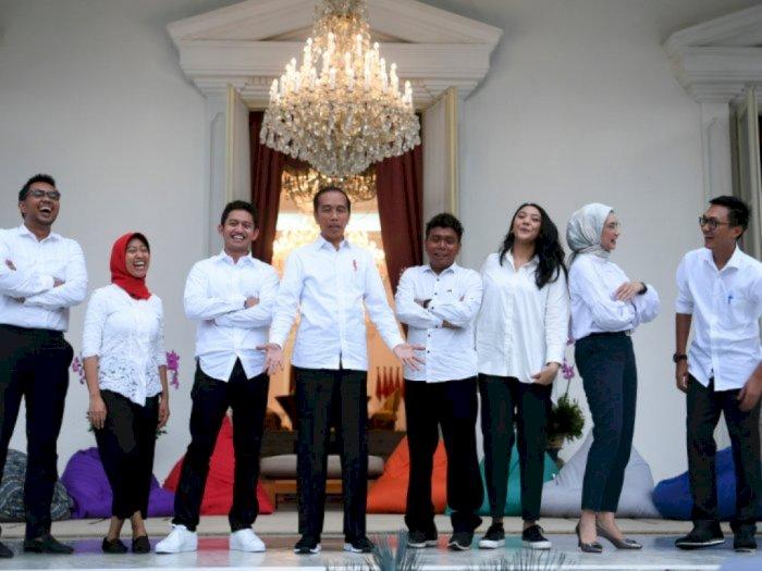 Polemik Stafsus Milenial Jokowi: 2 Kali Offside hingga Lakukan Kesalahan Receh